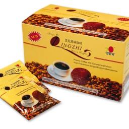 Black Coffee με Γανόδερμα